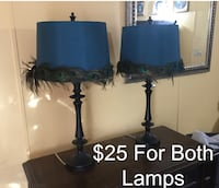 Moving Sale - Lamps-more items to be posted