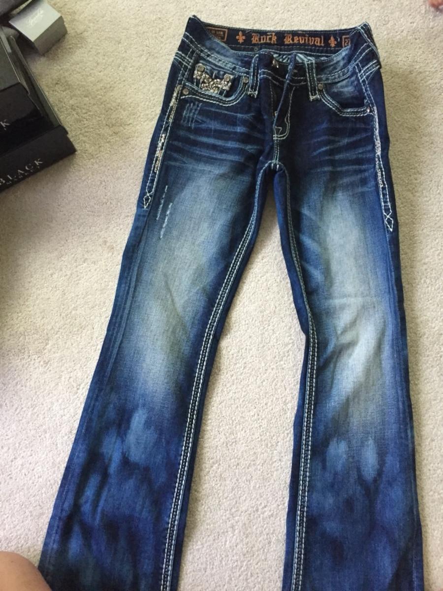 Rock revival jeans  - United States