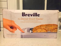 Breville the Diecast Smart Toaster 4 slice motorized long slot toaster. New in Box. Retails for $180 Washington, 20003
