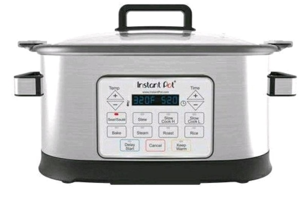 Instant Pot Gem 6 Qt 8-in-1 Programmable Multicook