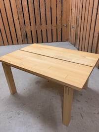 Ikea table - good condition Vancouver