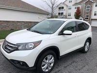 2012 Honda CR-V Bear