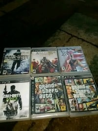 Play station 3 games Baltimore, 21206