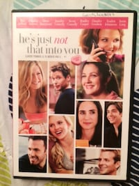 He's Just Not That Into You movie case