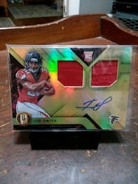 ITO SMITH RC DUAL PATCH PLAYER WORN MAT AUTO 70/75 Southbridge, 01550