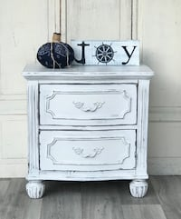 Shabby Chic nightstand  Middle River, 21220