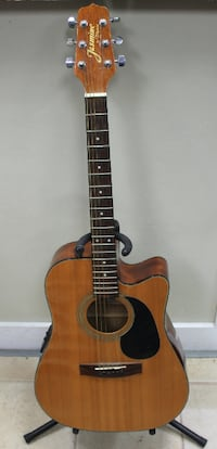 Jasmine by Takamine ES-45C acoustic/electric guitar