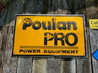 Poulan Pro Sign Harpers Ferry, 25425