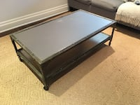 Stunning Industrial Coffee table  Vaughan, L6A 0S6