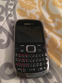 Gray and black metro pcs cell phone transactions paypal ,credit card, or zelle Passaic, 07055