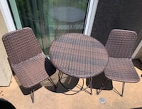 Outdoor Table and Chairs San Diego, 92101