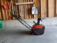 """King Canada Electric Snow Blower Snow Thrower 18"""" 532 km"""