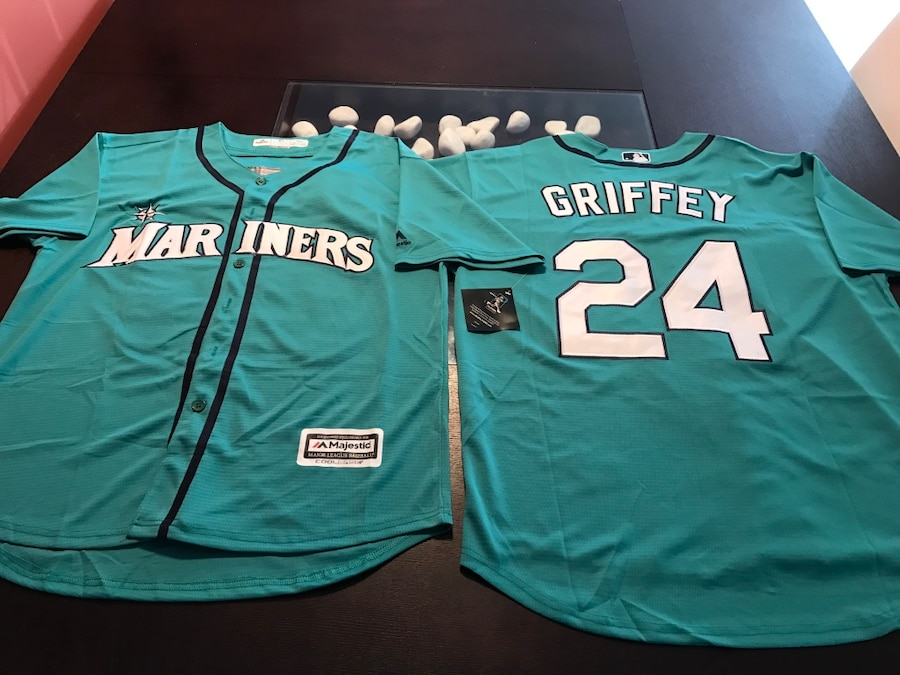 Used Seattle Mariners Ken Griffey Jr Jersey in Chicago