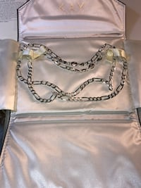 2 matching Chains STERLING SILVER NEVER WORN from KAY Jewelers Palatine, 60067