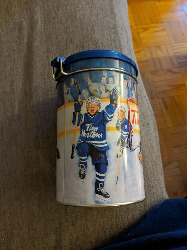 Tim Hortons winning goal collectors edition #2 can 27ebe22e-1d77-476e-ad54-6d284ebfd274