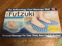 Gel foot massage pad (never used) Knoxville, 37918