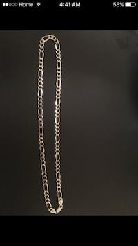 """20"""" sterling silver chain Mississauga, L5N 8C8"""