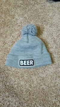 gray Beer bubble hat Clear Lake, 55319