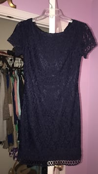 Navy lace dress  Columbia, 29203