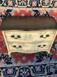 2 drawer french style painted dresser Pacific Grove, 93950