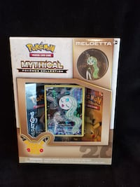 Pokemon TCG Mythical 20th Anniversary Meloetta Franconia