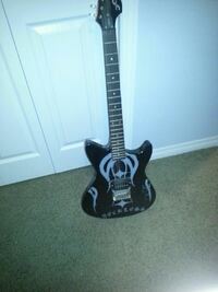 black and white electric guitar Martensville, S0K 0A2
