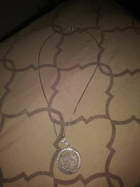 Silver925 chain with 1982mexicano coin