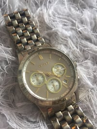 DKNY Chronograph Watch in Gold Toronto, M2J 0A7