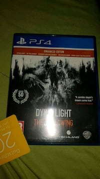Dying Light PS4 Spiel Fall Trittau, 22946