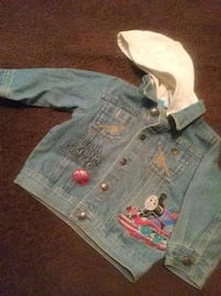 Boys Vintage Thomas Jacket Fresno, 93727
