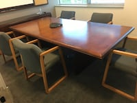 Real Wood Conference Table Sterling, 20166
