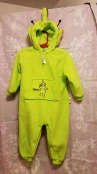 Teletubbies Dipsy one piece outfit Attleboro, 02703