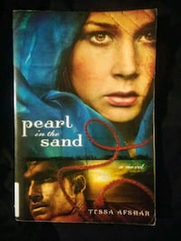 Pearl in the Sand - Tessa Ashfar Hagerstown, 21742