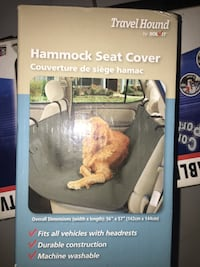 Dog Seat Cover  Miami, 33173