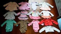 Never Worn and EUC Baby Girl Mixed 6-12M Lot Vaughan, L4J 8N2