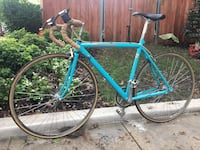 1987 Turquoise Cannondale SR 500 bicycle  Washington, 20001