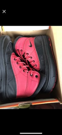 pair of pink Converse All Star high-top sneakers Marion, 52302