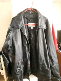 Leather man,leather jacket size4x Baltimore, 21224