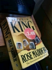 stephen king rose madder Selimiye, 34668