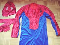 Disfraz Spiderman de adulto talla unica Madrid, 28006