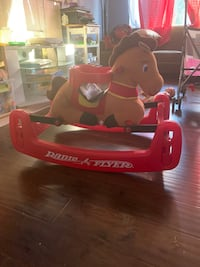 Bouncy Rocking horse Surrey, V3V 4W5