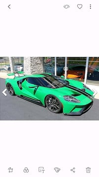 2017 Ford GT Los Angeles, 90013