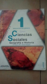 1 Ciencias Sociales book