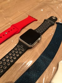 Apple Watch 38mm ++Ekstra reimer Langhus, 1405