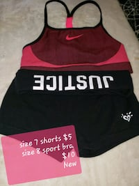 black and red Adidas tank top North Bergen, 07047