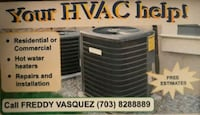 HVAC Heating and Cooling  Professionals Services  Woodbridge, 22192