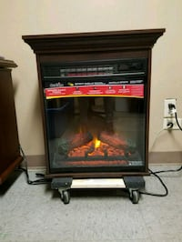 Duraflame Mantle Fireplace Heater  West Chicago, 60185