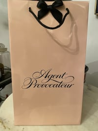 Agent Provacateur shopping bag New York, 10024