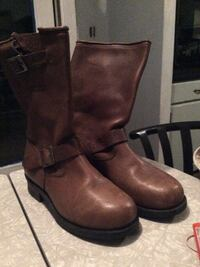 XELEMENT RIDING BOOTS Size 10 M-Like new Chester, 06412