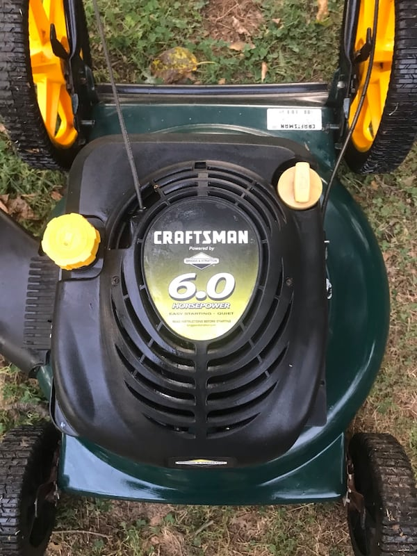 Craftsman mower- if ads up it's available bb94ab4d-eedc-4283-bc02-6589af148522